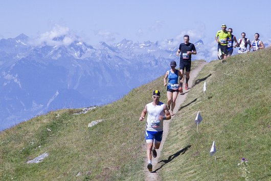 Course Sierre-Zinal 2016