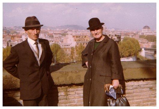 Pierre Louis et Suzanne ABBET-GIROUD