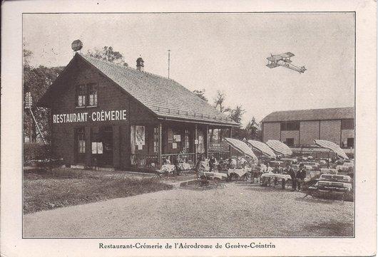 Aérodrome de Cointrin