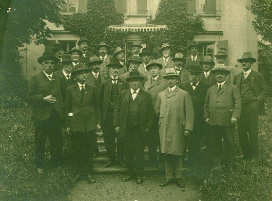 Inspecteur du feu 8e Comptoir Suisse 1927