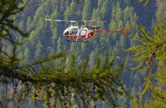 Hélicoptère, LAMA HB-XRE