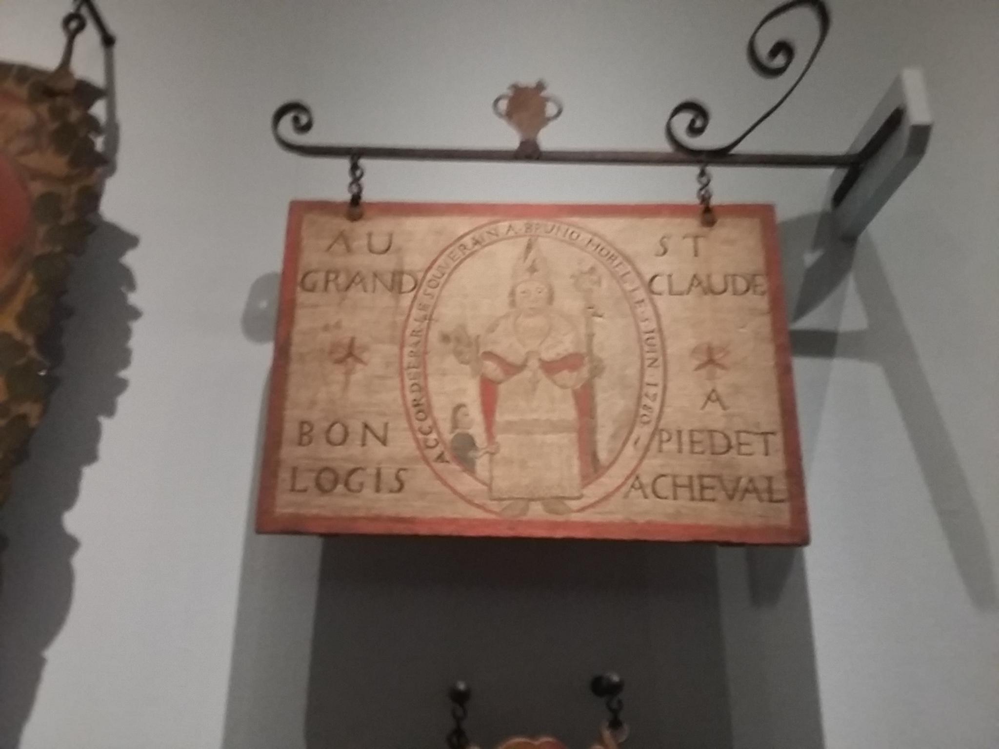 Auberge Saint Claude La Brillaz