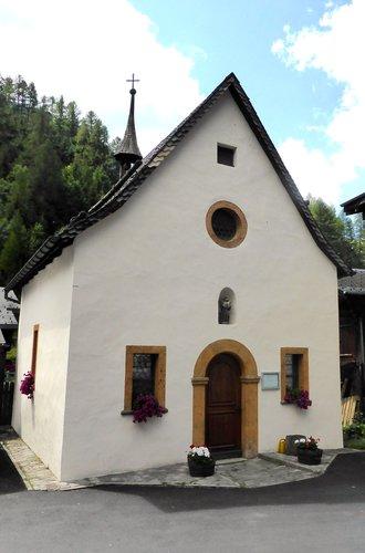 La chapelle de Binn