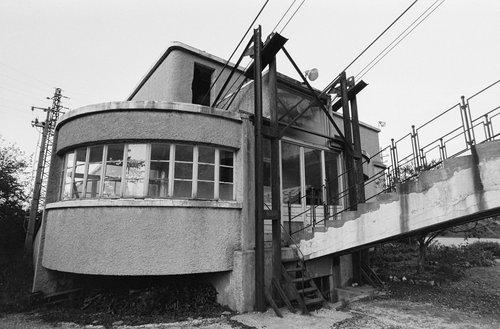 Le Téléphérique du Salève, gare de départ