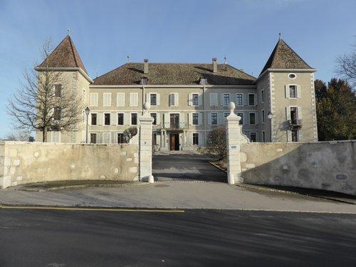Le château de Dardagny