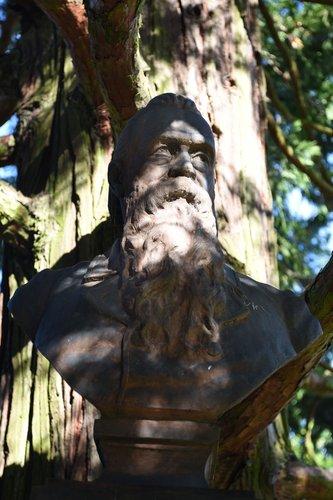 Monument Johann Philipp Becker