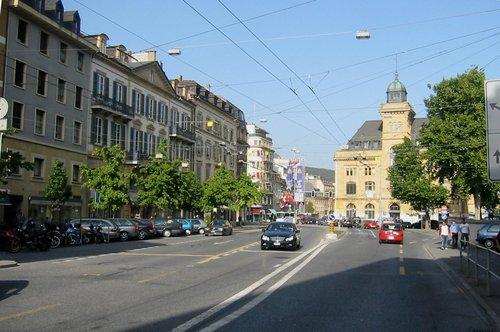 Neuchâtel la Poste
