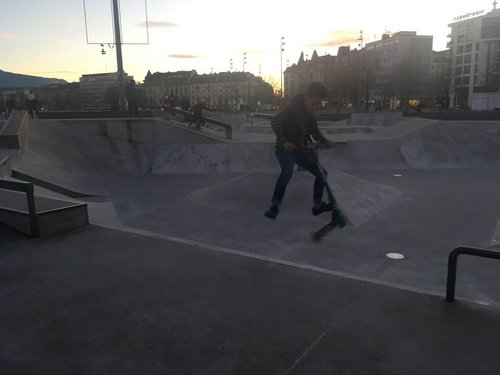 United skates of Plainpalais (2ème partie)