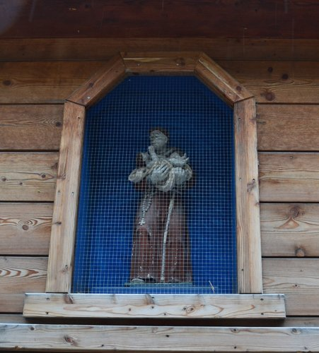 St-Antoine de Padoue, oratoire de Fang