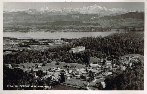 St-Cergue dans les années 1940_717