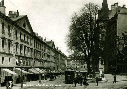 La Corraterie, Genève