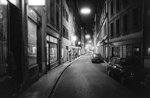 Genève, la Rue des Etuves