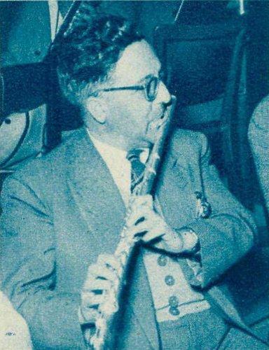 Visages de l'OSR - André PÉPIN, flûte-solo de l'OSR de 1932 à 1971