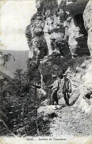 Sentier du Chasseral