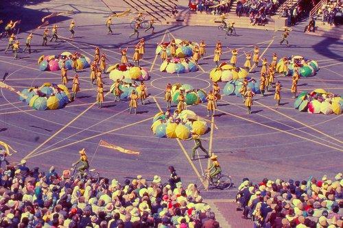 La fête des vignerons 1977