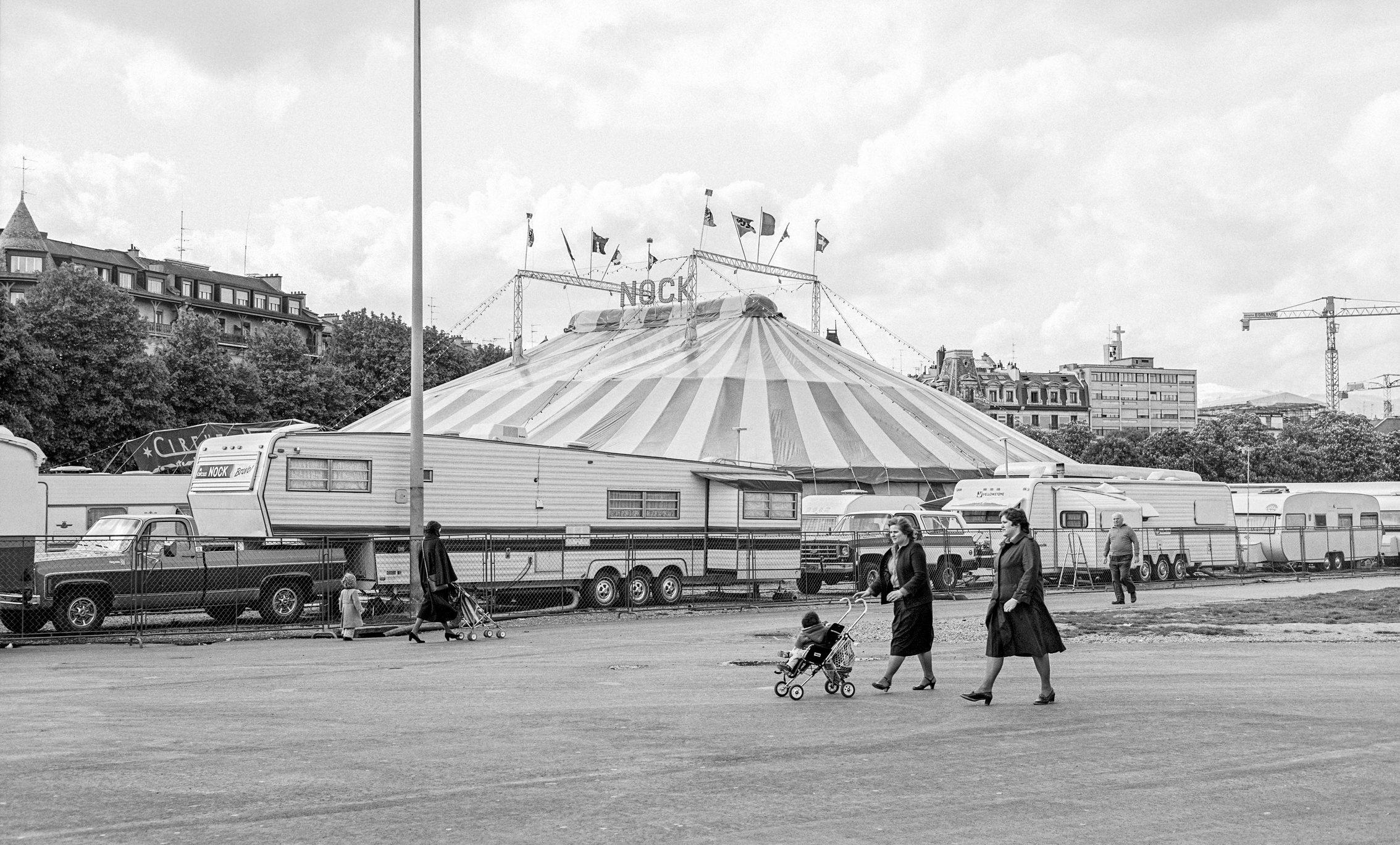 Genève, le Cirque Nock