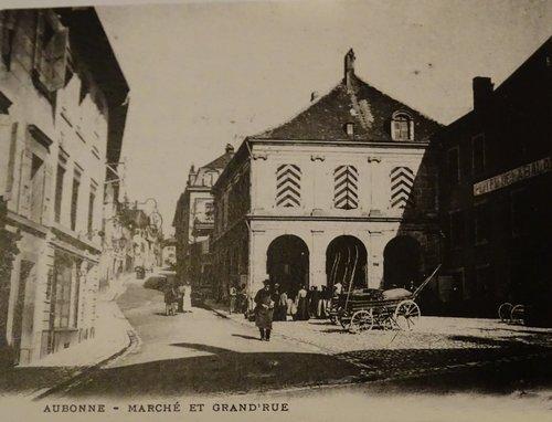 Aubonne, la Grand-Rue
