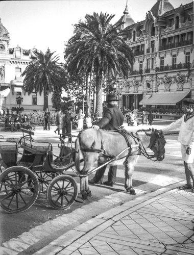 Hôtel de Paris à Monte Carlo