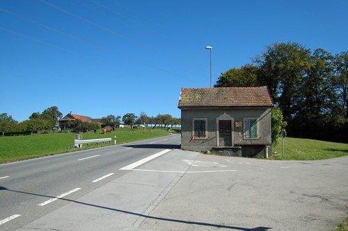 Ancienne laiterie aux Monts de Pully