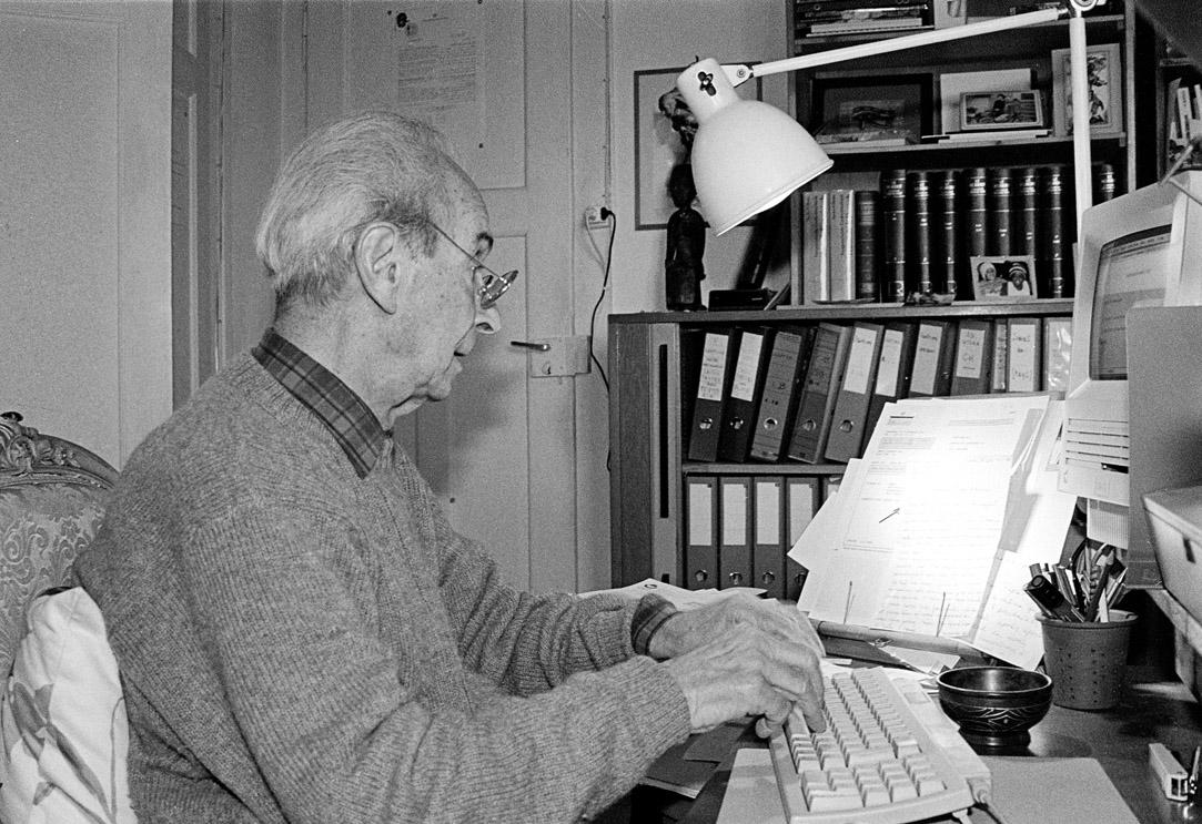 Edmond Kaiser, Sentinelles