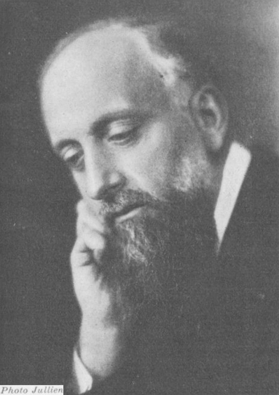 Ernest ANSERMET, env. 1932