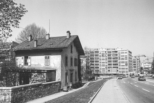 Genève, rue de Villereuse