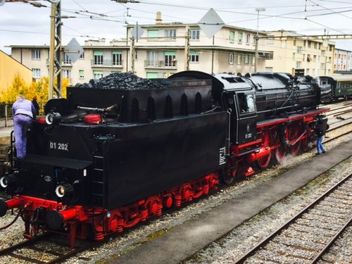Locomotive Pacific 01 202