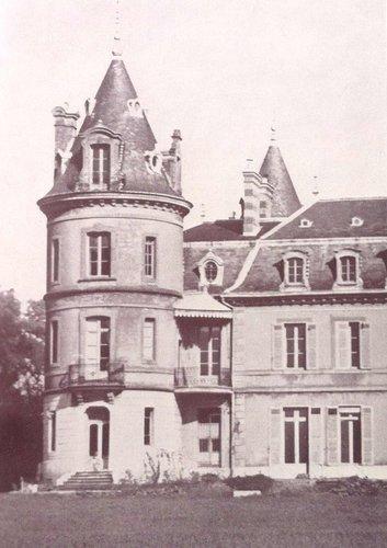 Château de Balexert (Châtelaine, Canton de Genève)