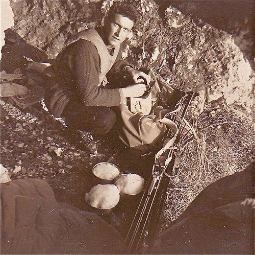 Les Aiguilles de Baulmes, Jura Vaudois, haut lieu de l'escalade rocheuse