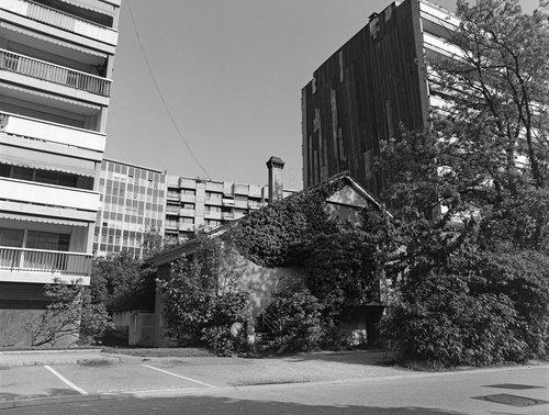 Genève, Immeubles rue Pédro Meylan