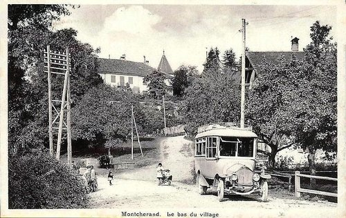 Auto-Transport de la Vallée de l'Orbe