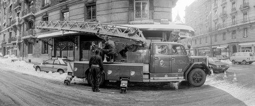 Genève, après la neige du siècle