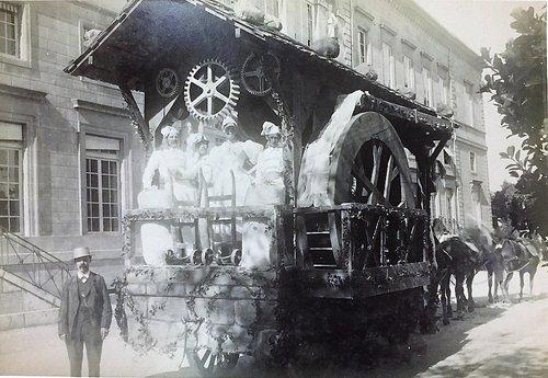 Exposition suisse d'agriculture - Neuchâtel