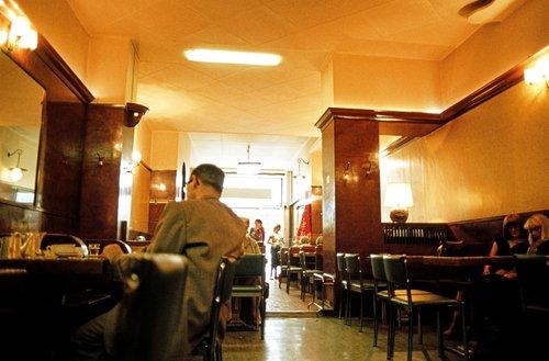 "Genève, Tea Room "" La Colombine """