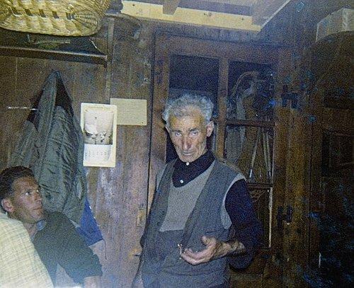 Deuxième cabane Panossière, 2671 mètres