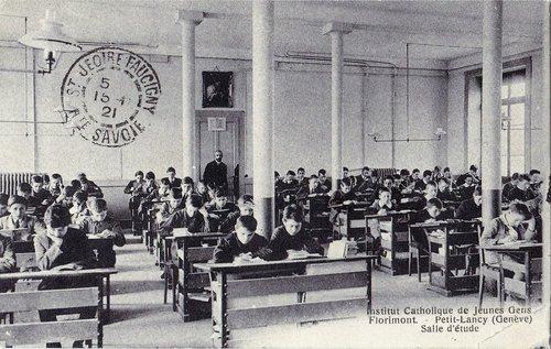 Institut catholique de jeunes gens Florimont, Genève