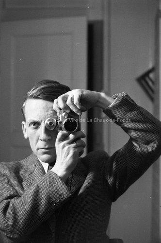 Fernand Perret - Autoportrait