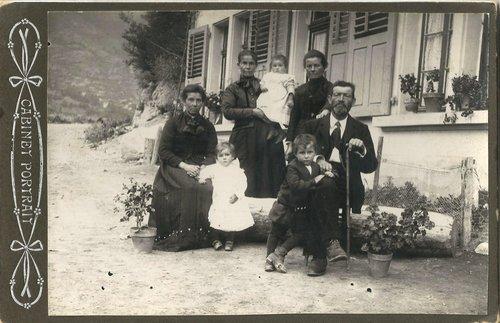 Famille Jérôme Florey