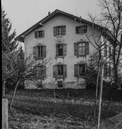 Maison familiale à Bremblens