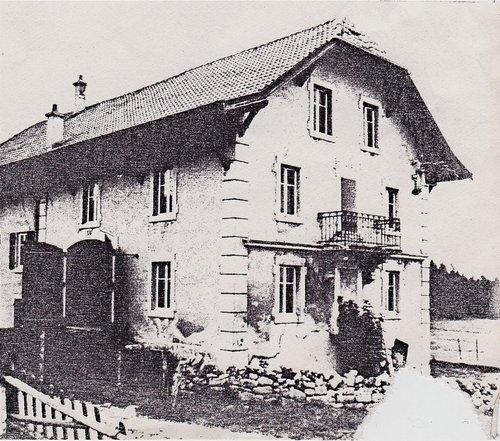 1ère salle d'escalade de Suisse