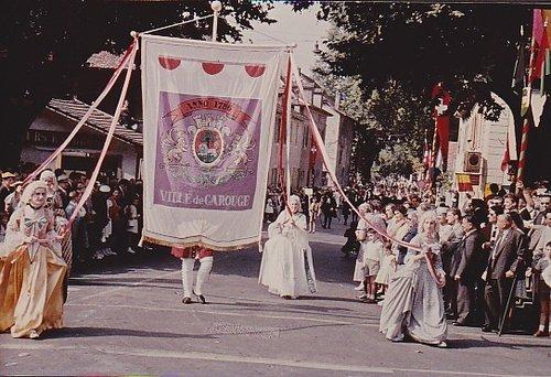 Cortège du 150e anniversaire des Communes réunies Carouge