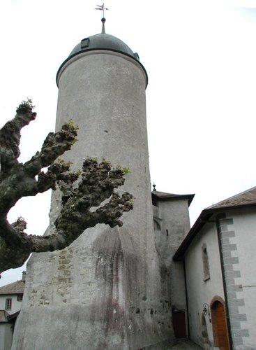 Aubonne, la Tour Tavernier