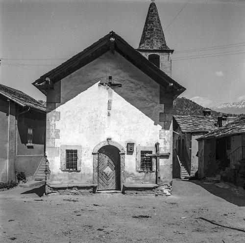Chapelle St Jean de Sensine