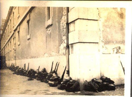 Genève émeutes 1932