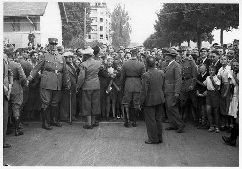 Critérium International à Genève en 1935