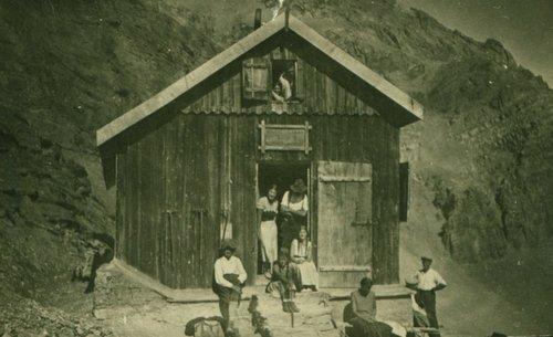 Cabane Rambert