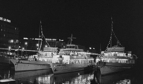 Genève,bateaux de la CGN