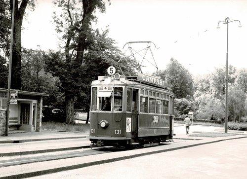 CGTE tram ligne N°5 au BIT