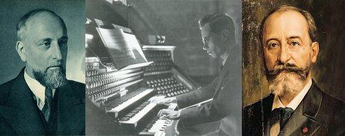 Camille SAINT-SAËNS, Symphonie no 3, Pierre SEGOND, OSR, Ernest ANSERMET, 1949