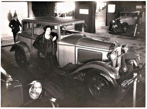 Le salon de l'automobile à Genève